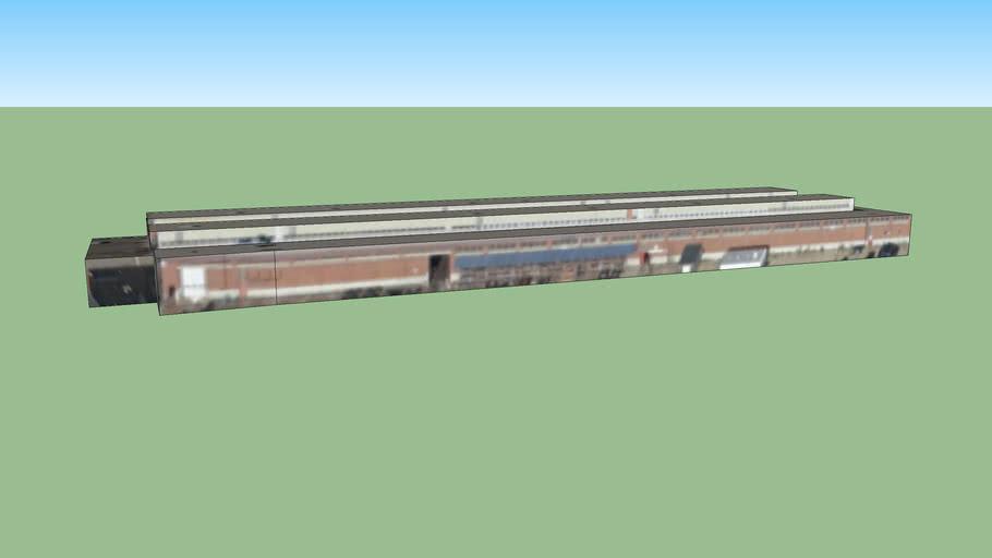Bâtiment situé Everett, Massachusetts 02149, États-Unis