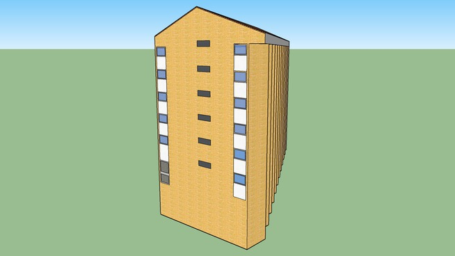 Bloque de viviendas II