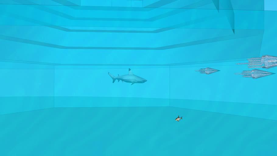HR fish tank