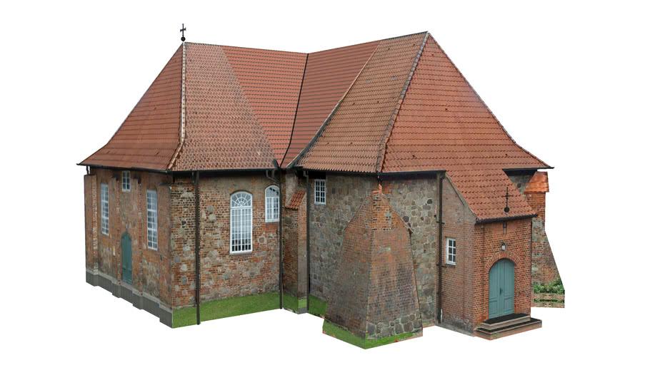 St. Johannis-Kirche Visselhoevede