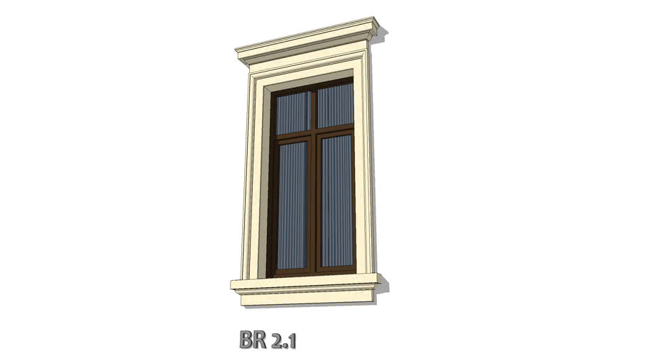 Exterior Window Casing
