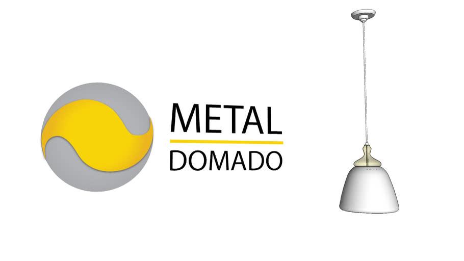 Metal Domado Pendente Niemeyer