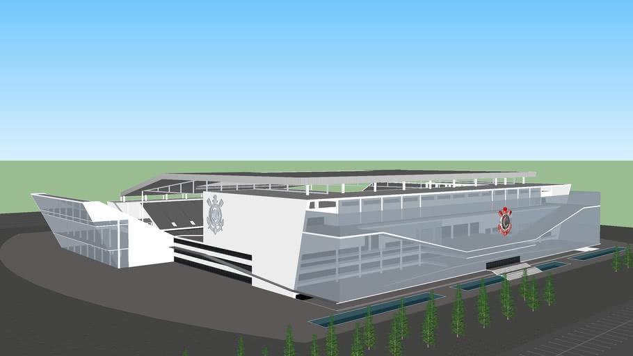 Corinthians Arena 2014 70,000 Seats
