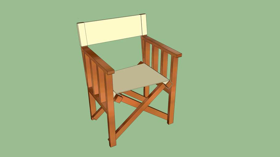 Cadeira Diretor - Galeria das Lonas
