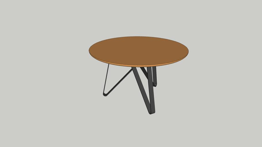 Spoinq Table Twister, design Marc Th. van der Voorn