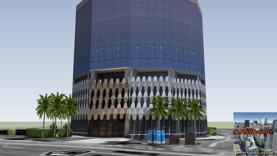 Edificio en Orlando, Florida, EEUU