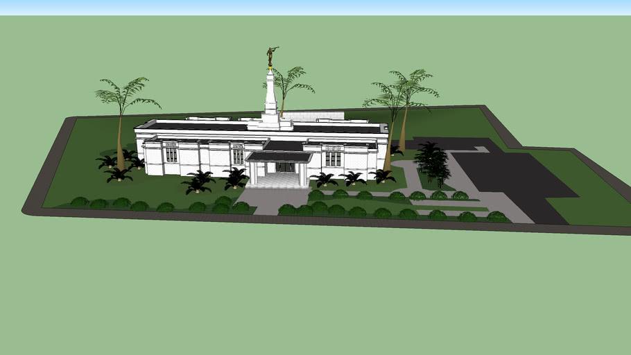 Templo Mormon Porto Alegre