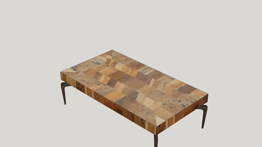 Kaufman Coffee Table