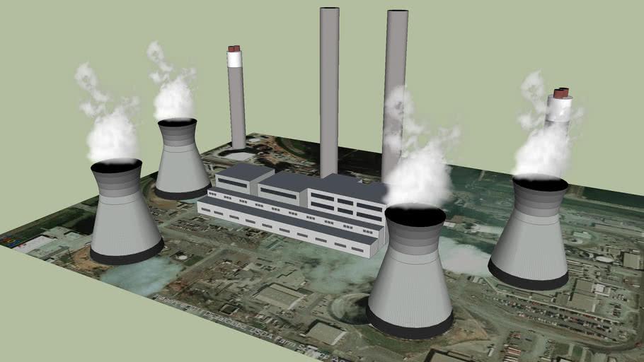 Bowen Coal Plant