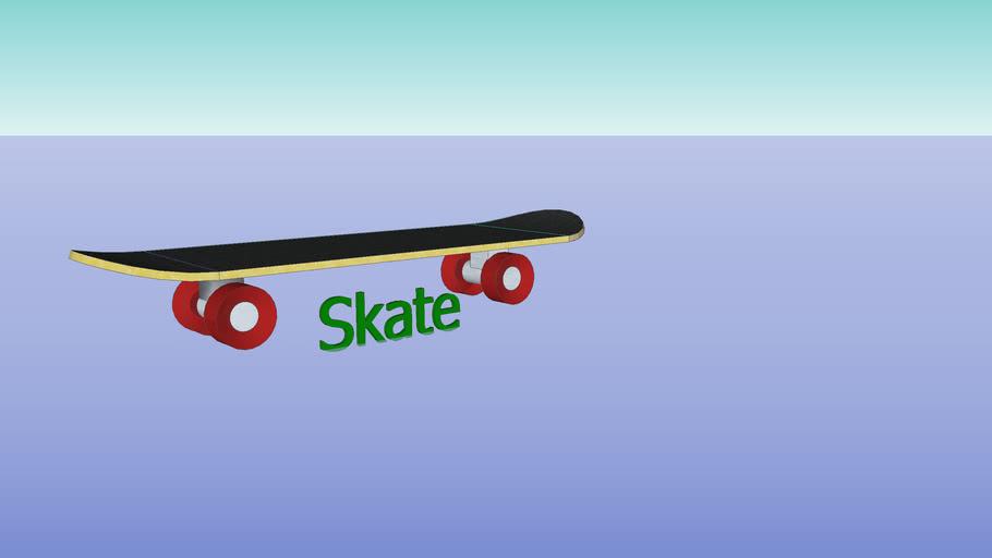 Skatetboard