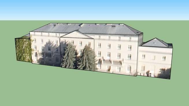 Palacio del Ministerio de Defensa Nacional de Polonia