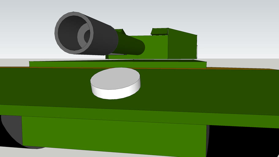 Starlyasis Poacher Tiger Tank