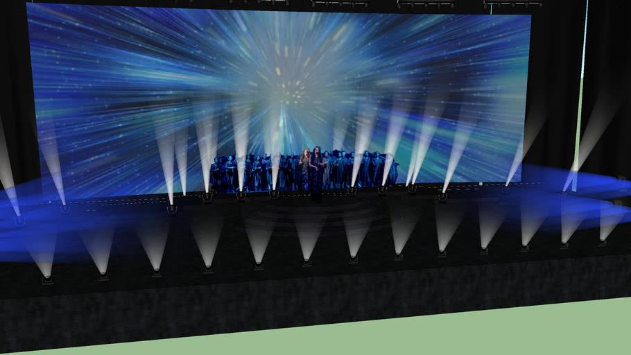 Deliver Me Sarah Brightman in Concert Dreamchaser World Tour