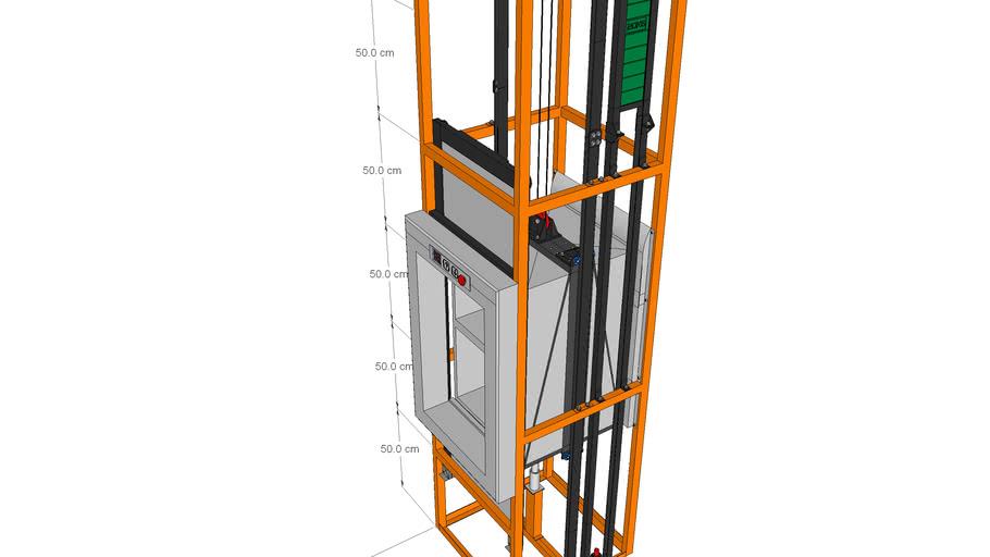 傳菜梯 (Kitchen Elevator)