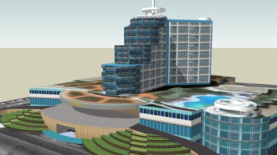 Hotel Conrad Resort&Casino - Punta del Este