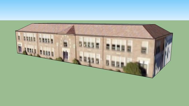 Rigler School Portland, OR, USA