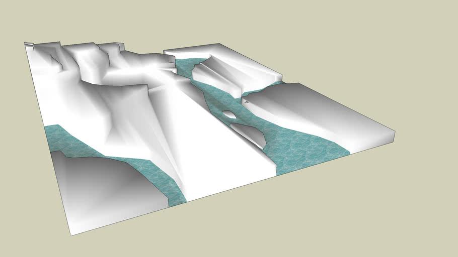 artic terrain #12