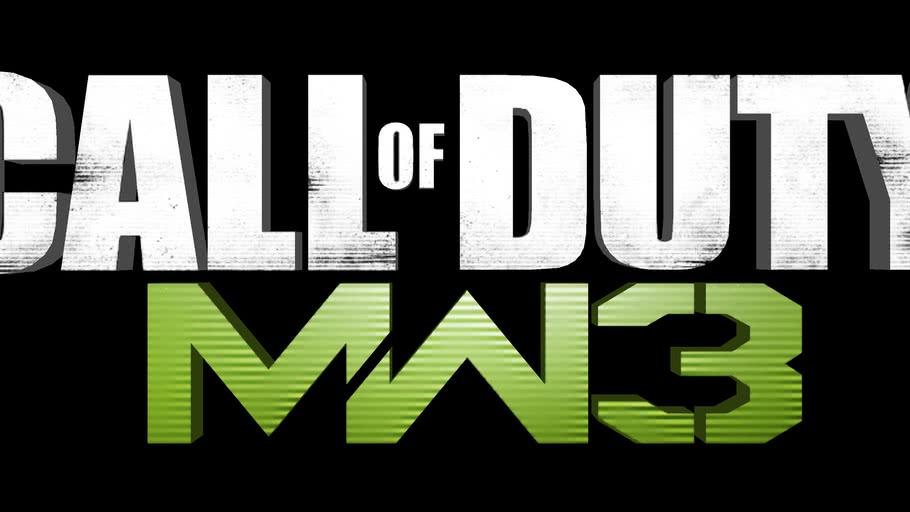 Call Of Duty Modern Warfare 3 Logo 3d Warehouse