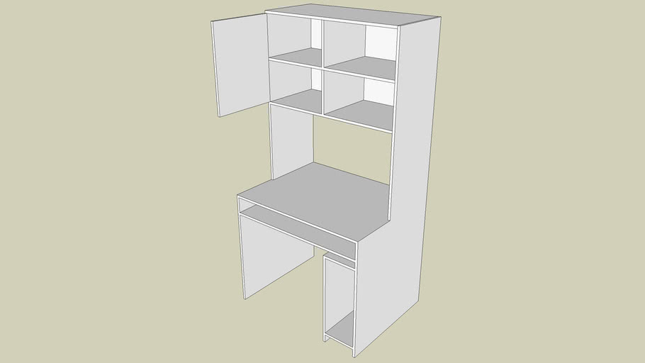 mueble PC