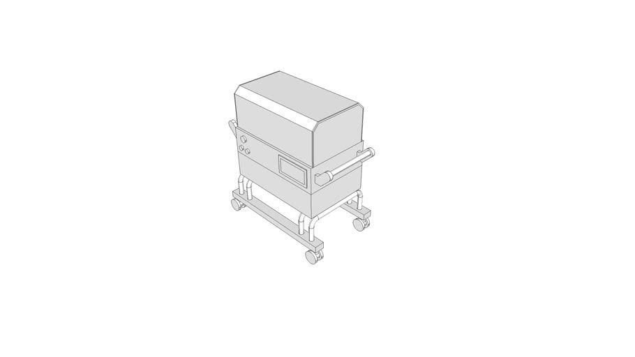 M0805 - Incubator, Infant, ICU, Mobile-Transport