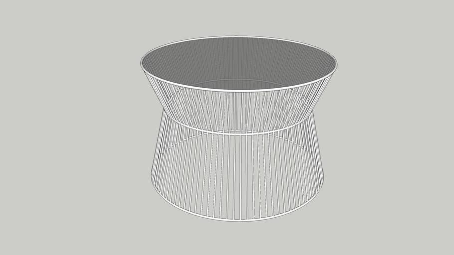 Coffee table_Zago Victoria 73x73x48