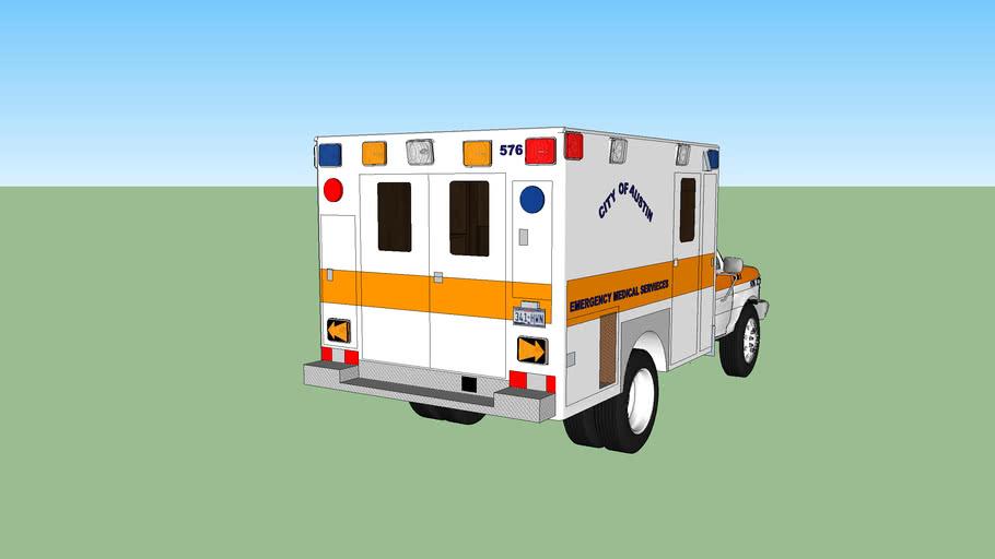 ambulance   city of austin texas