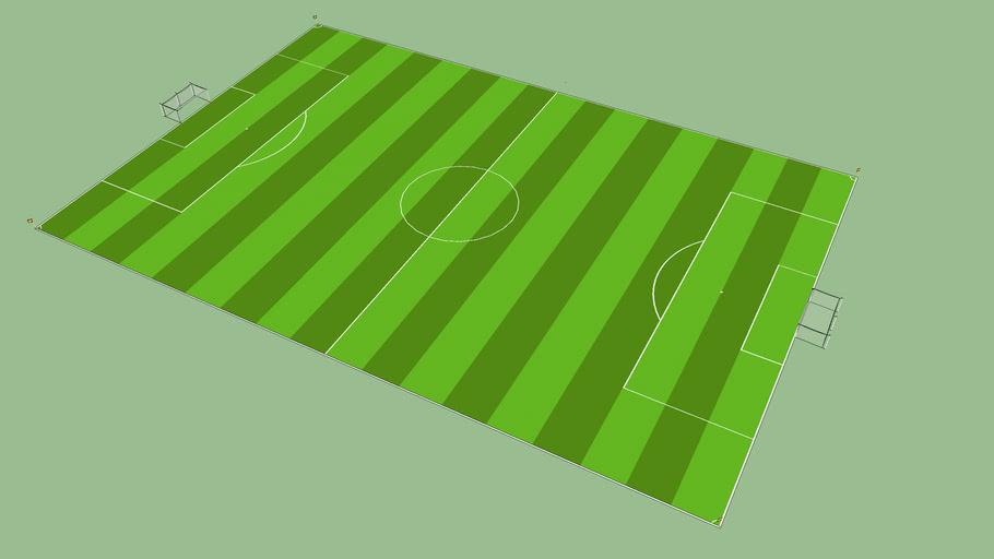 Cancha de fútbol / Soccer field