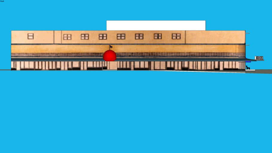 The Lincoln Center - Miami Beach property