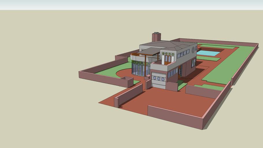 건축모델1