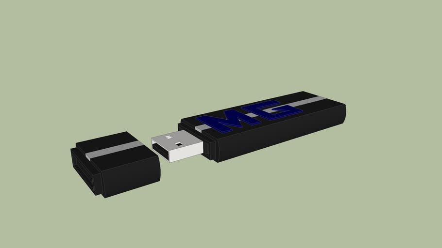 USB Stick von Marvin