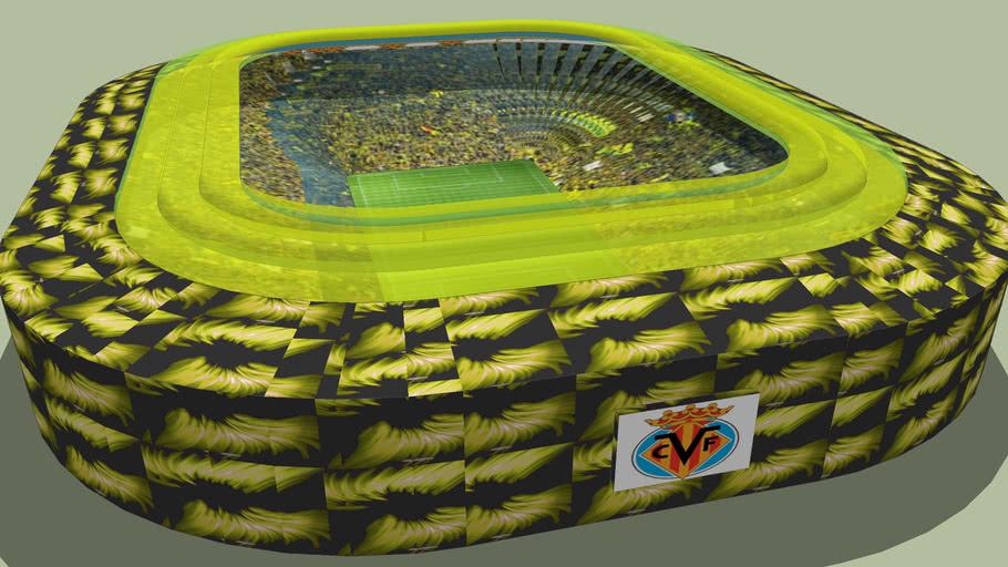 VillaReal soccer stadium