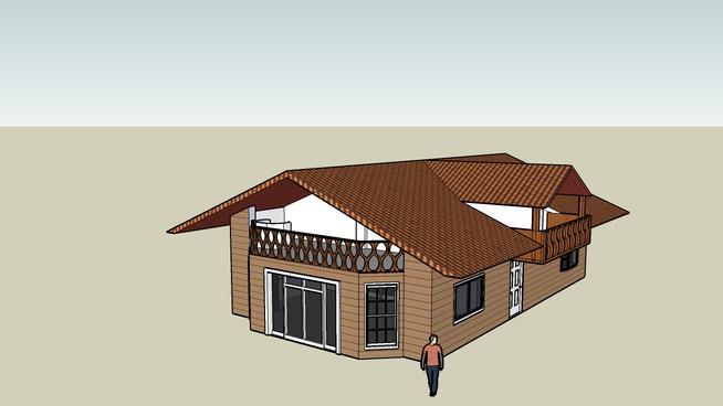 my secon house