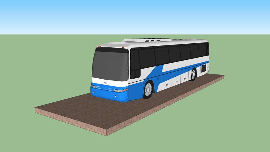 Daewoo Coach bh116