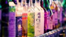 Copos e bebidas