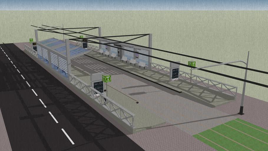 Tramway station