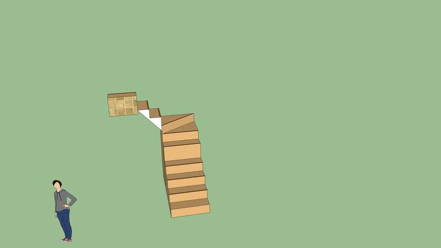 2nd Stair Design_Ike