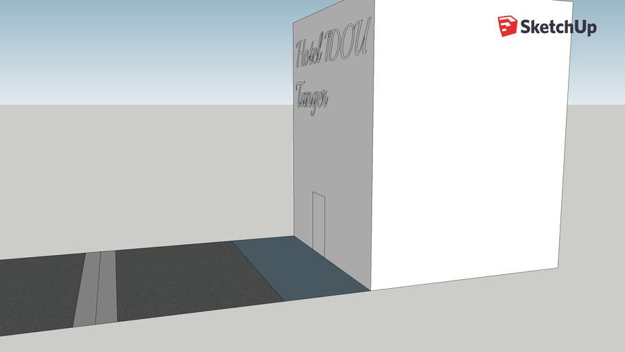 Projet de construction de la nouvelle ville Kenzi Tghat entre Tanger et Gueznaia