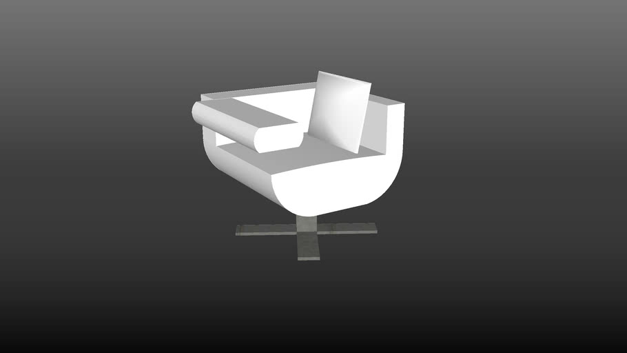 Design Fauteuil Jori.Jori Chillap Jr 9080 3d Warehouse
