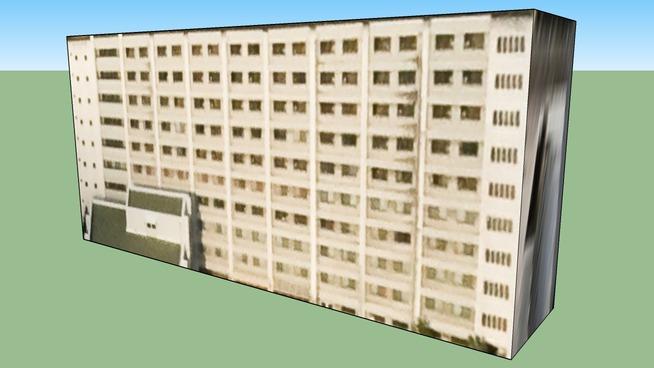 大阪市天王寺区の建物