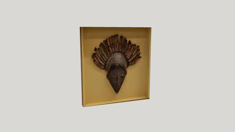 African Mask Art