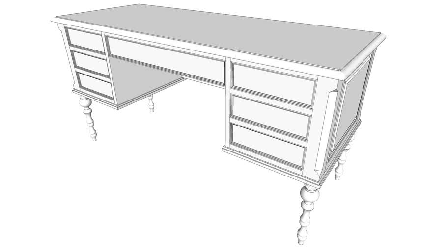 Royal Writing Desk w1500 d600 h763