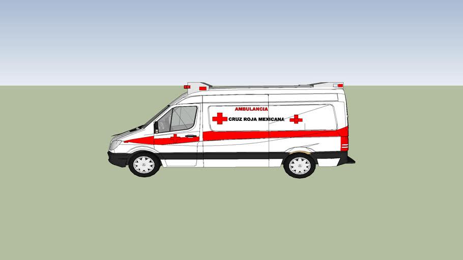 ambulancia de la cruz roja mexicana los cabos