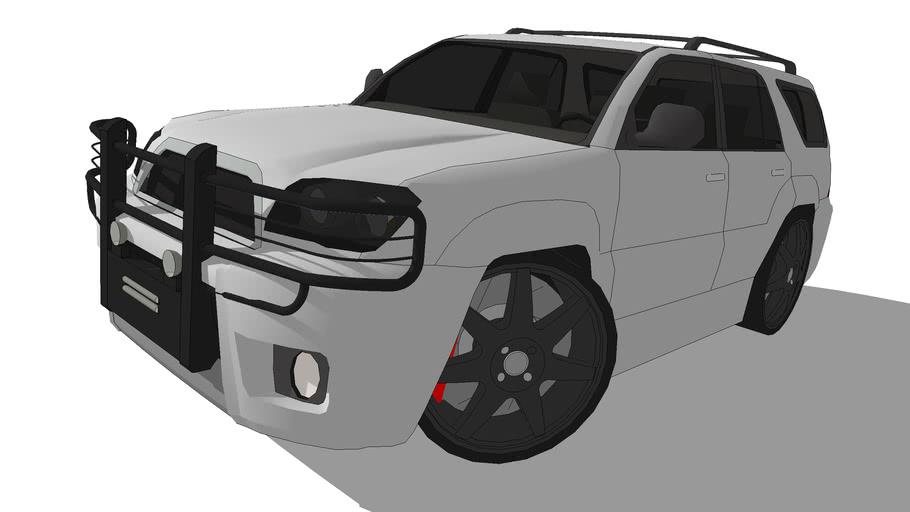 Modified Toyota 4Runner