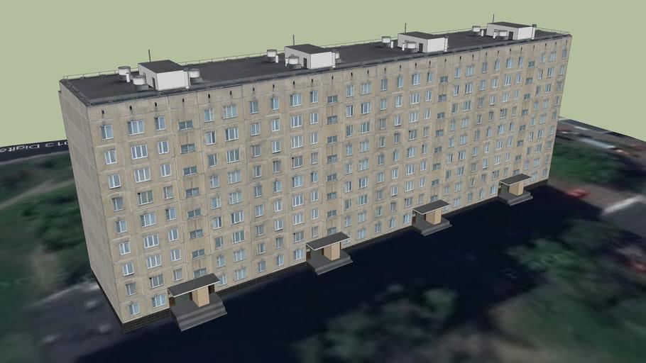 Шипиловская улица, 3