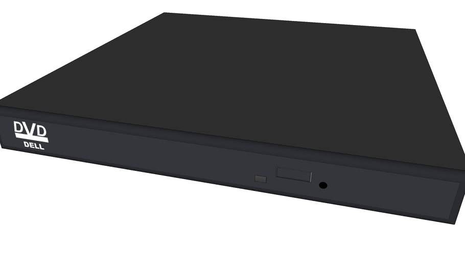 DVD Player for DELL PowerEdge Servers