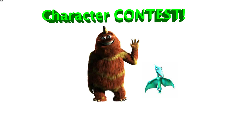 Character Contest!!!!!!!!!!