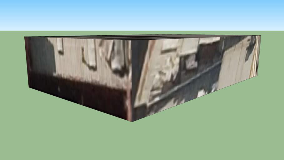 Bygning i Victoria 3011, Australien