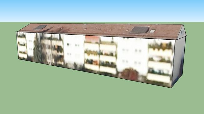 Будівля за адресою: Нюрнберг, Німеччина