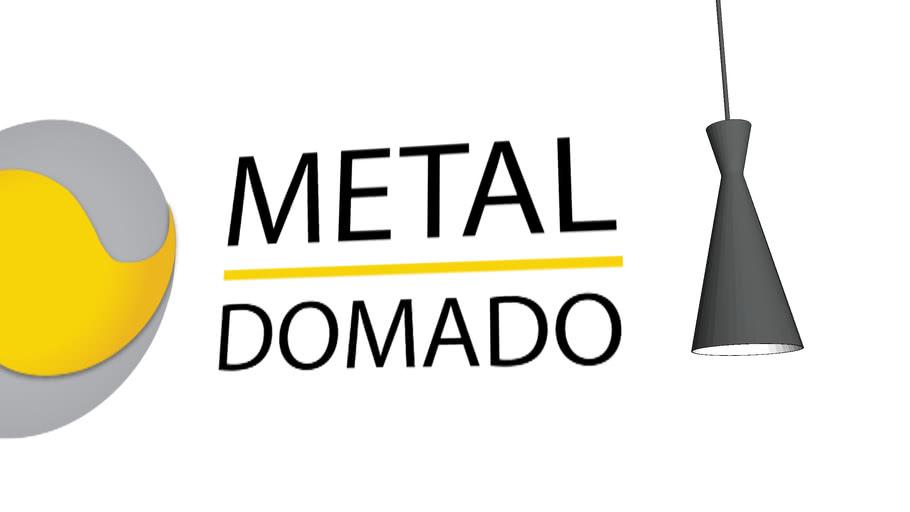 PENDENTE SPITZ 5605 - METAL DOMADO ILUMINAÇÃO