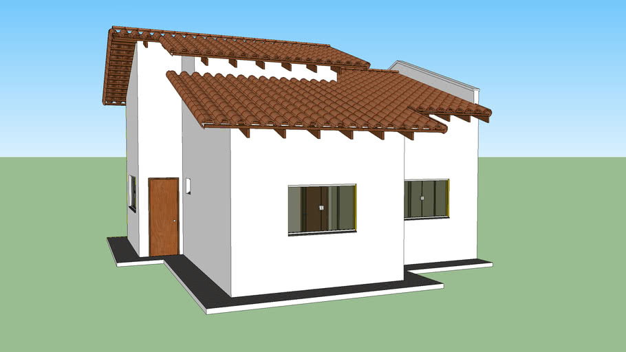 Projeto Residencial Simples 8